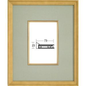 額縁 アートフレーム 色紙額縁 4902 (ハガキ)|touo
