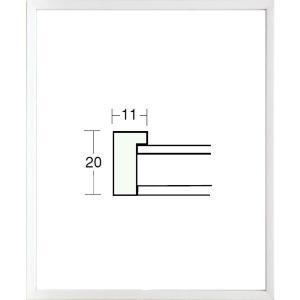 額縁 デッサン額 木製フレーム 5382 八ッ切サイズ|touo