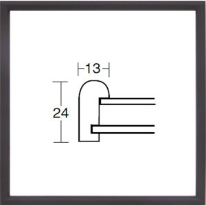 額縁 正方形の額縁 木製フレーム 5432 150角サイズ|touo