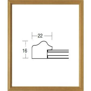 額縁 デッサン額縁 木製フレーム 5546 インチサイズ|touo