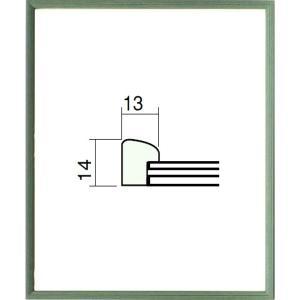 額縁 デッサン額縁 木製フレーム 5621 インチサイズ|touo