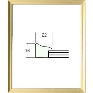 額縁 デッサン額縁 木製フレーム 5652 三三サイズ|touo