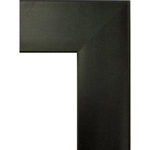 額縁 オーダーメイド額縁 オーダーフレーム デッサン用額縁 5659 ブラック 組寸サイズ2500 B0|touo