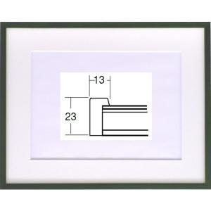 額縁 水彩額 木製フレーム アクリル仕様 5767(歩7) サイズF6号|touo