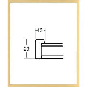 額縁 OA額縁 ポスター額縁 木製フレーム 5767(歩7) B4サイズ|touo