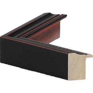 額縁 油彩額 油絵額縁 木製フレーム 仮縁 仮縁 7300 サイズF130号|touo