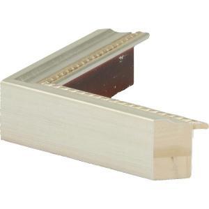 額縁 油絵額縁 油彩額縁 木製フレーム 7300 サイズ P30号|touo