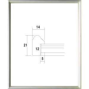 額縁 正方形の額縁 木製フレーム 7517 350角サイズ|touo