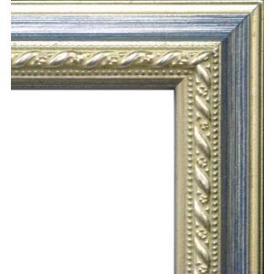 額縁 オーダーメイド額縁 オーダーフレーム 油絵用額縁 9104 マリン 組寸サイズ1600|touo