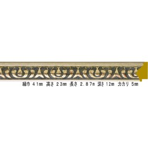 額縁 オーダーメイド額縁 オーダーフレーム デッサン用額縁 9368 グリーン 組寸サイズ500 インチ|touo