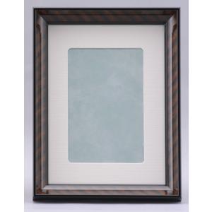 額縁 フォトフレーム 写真額縁 木製フレーム No62 ハガキサイズ|touo