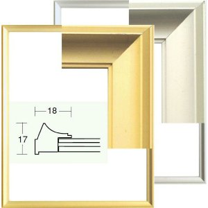 賞状額縁 フレーム 許可証額縁 アルミ製 5003 尺七大サイズ A4サイズ|touo