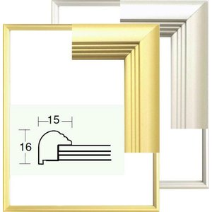 賞状額縁 フレーム 許可証額縁 アルミ製 5004 尺七大サイズ A4サイズ|touo