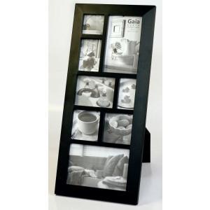 額縁 フォトフレーム 写真立て 木製フレーム 5317 ファミリー 8ッ窓サイズ|touo
