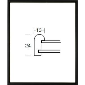 額縁 正方形の額縁 木製フレーム 5432 250角サイズ|touo