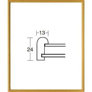 額縁 デッサン額 木製フレーム 5432 太子サイズ|touo
