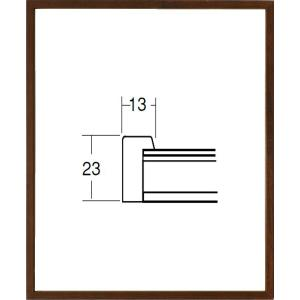 額縁 デッサン額縁 木製フレーム 5767 小全紙サイズ|touo
