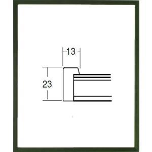 額縁 デッサン額縁 木製フレーム 5767 四ッ切サイズ|touo