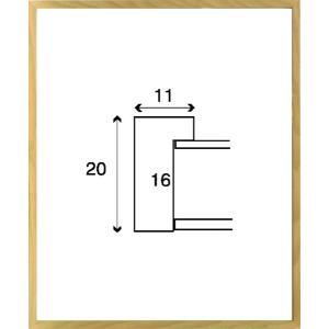 額縁 正方形の額縁 木製フレーム 6708 300角サイズ|touo