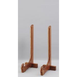 2本組木製額立て 350H touo