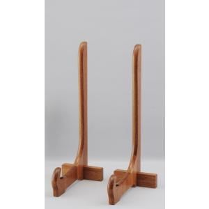2本組木製額立て 430H touo