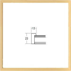 額縁 正方形の額縁 木製フレーム 5767 100角サイズ|touo