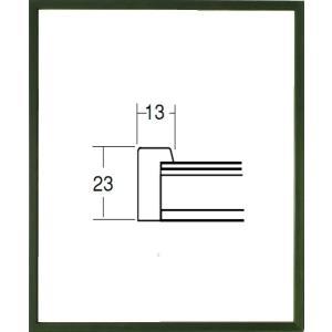 額縁 デッサン額 木製フレーム UVカットアクリル仕様  5767N 太子サイズ|touo