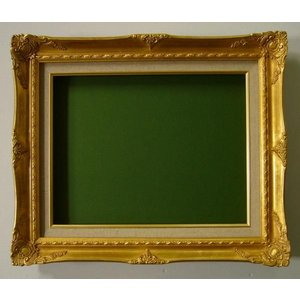 額縁 油絵額縁 油彩額縁 木製フレーム 9232N サイズF3号|touo