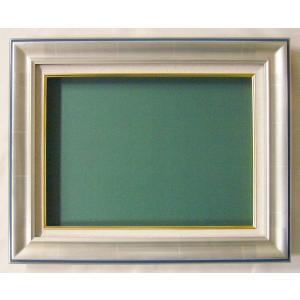 額縁 油絵額縁 油彩額縁 木製フレーム 9292 サイズF0号|touo