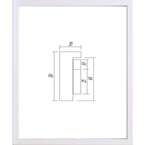 額縁 正方形の額縁 木製フレーム 9790 350角サイズ|touo