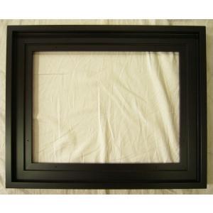 額縁 油絵額縁 油彩額縁 木製フレーム 9976 サイズF6号|touo