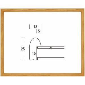 額縁 デッサン額縁 アートフレーム 木製 D型 四ッ切サイズ|touo