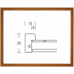 額縁 デッサン額縁 木製フレーム L型 インチサイズ|touo