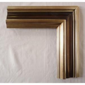 油絵額縁 油彩額縁 アートフレーム 木製 仮額縁 大型額縁 MJ-4 サイズF25号|touo