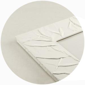 額縁 デッサン額縁 木製フレーム 白鷺85 カンソンサイズ|touo