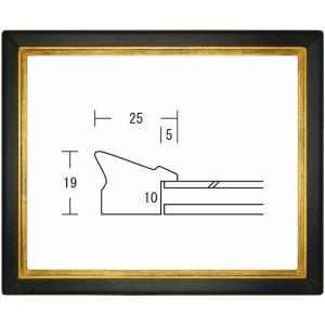 額縁 正方形の額縁 翼 400角サイズ|touo