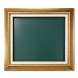 額縁 油絵額縁 油彩額縁 正方形の額縁 D-106 サイズS10号|touo