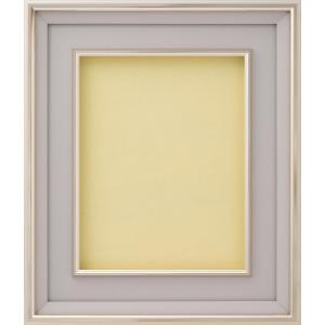 額縁 油彩額 油絵額縁 アルミフレーム DA502 Aマット ゴールド サイズF0号|touo