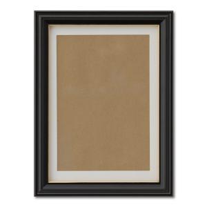 額縁 フォトフレーム 写真立て 木製フレーム 肖像額 5×6 入山 箱入 サイズ2L|touo