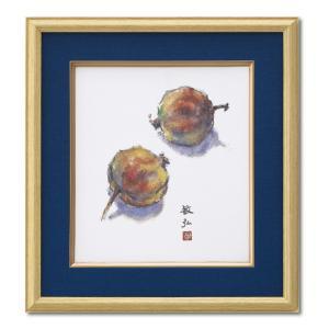 額縁 アートフレーム 色紙額縁 木製 K70 コン|touo