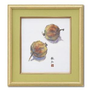 額縁 アートフレーム 色紙額縁 木製 K−70 ウグイス 上下箱SP|touo