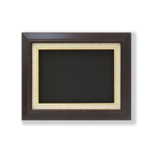 額縁 油絵額縁 油彩額縁 木製フレーム KL-02 サイズF4号|touo