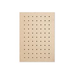 額縁 美術金具 額縁付属品 その他 0600 有孔ボード資材(板のみ) A4|touo