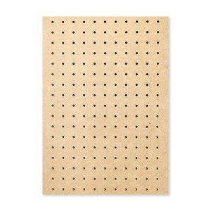 額縁 美術金具 額縁付属品 その他 0800 有孔ボード資材(板のみ) A3|touo
