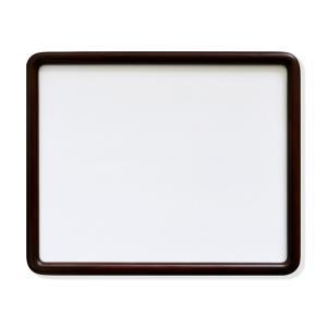 額縁 アートフレーム 色紙額縁 涼 ブラウン 箱入 八ッ切サイズ|touo