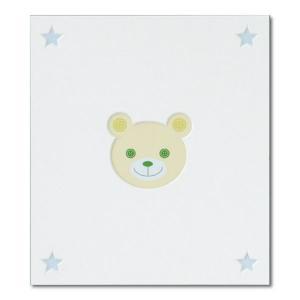 額縁 アートフレーム 色紙額縁 紙製 色紙マット オプションマット 寄書クマ ライトクリーム|touo