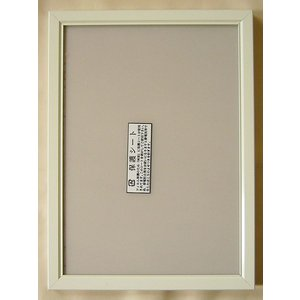 額縁 OA額縁 ポスター額縁 アルミフレームHE-A1サイズ841X594mm|touo