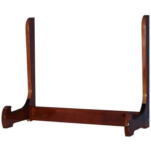 額縁立て 木製 高級額立て 半切サイズ・四ッ切サイズ用|touo
