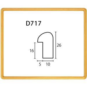 額縁 デッサン額 木製フレーム D717 インチサイズ|touo