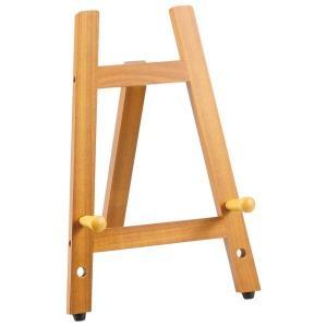 画材 木製イーゼル 30H2|touo